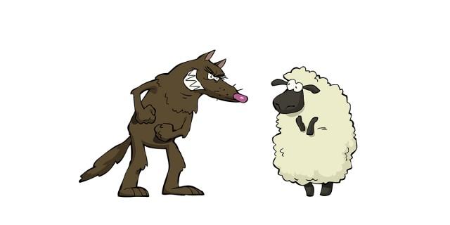 Image du test Êtes-vous loup ou agneau ?