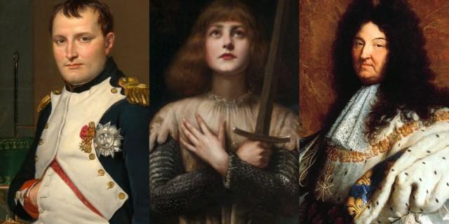Image du test Quel personnage historique vous ressemble ?