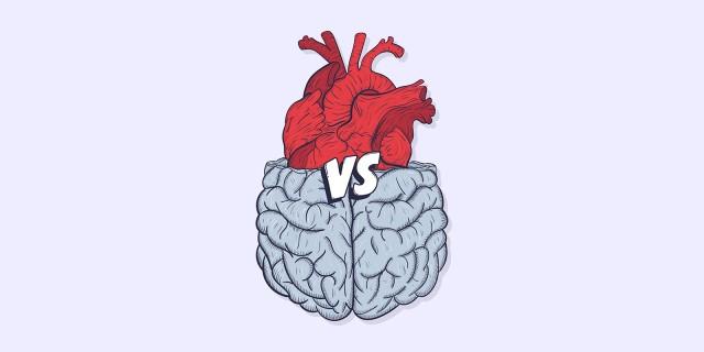 Image du test Êtes-vous femme de tête ou femme de cœur ?