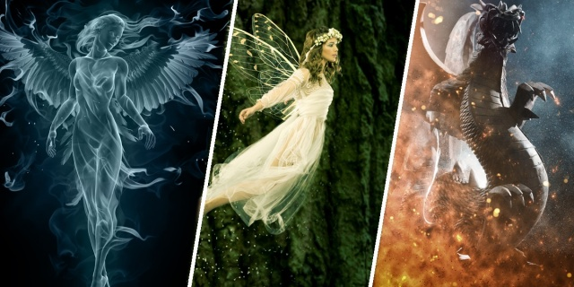 Image du test Êtes-vous ange, fée ou dragon ?