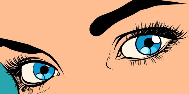 Image du test Que révèlent vos yeux de votre personnalité ?