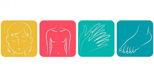 Image du test Quelle partie de votre corps est la plus réussie ?