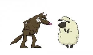 Êtes-vous loup ou agneau ?