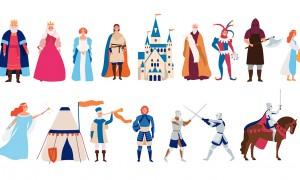 Qui auriez-vous été au Moyen Âge ?