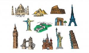 Quel monument célèbre vous ressemble ?