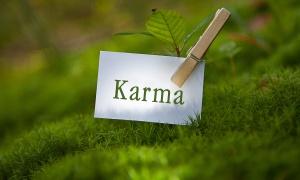 Avez-vous un bon Karma ?