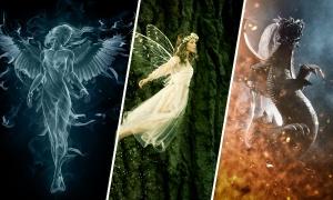 Êtes-vous ange, fée ou dragon ?