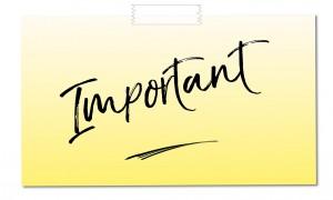 Qu'est-ce qui est vraiment important pour vous ?
