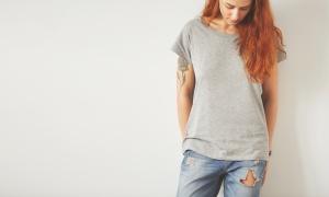 Que devrait-il y avoir d'écrit sur votre t-shirt ?
