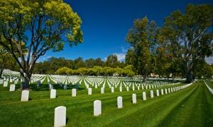 Où aimeriez-vous être enterré/e ?