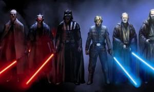 Jedi ou Sith : de quel côté de la Force êtes-vous ?