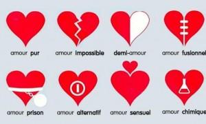 Quel est votre style d'amour ?