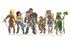 Qui seriez-vous dans Donjons et Dragons ?