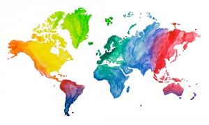 De quel continent avez-vous la personnalité ?