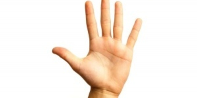 quel doigt de la main êtes vous le test