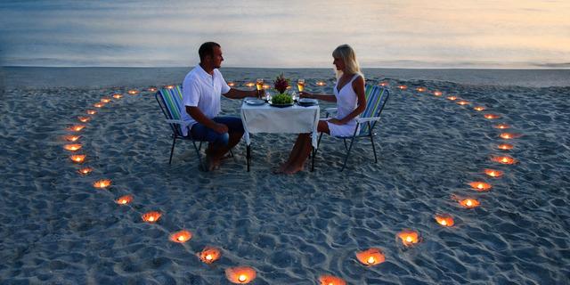 Quel d ner en amoureux vous ressemble le test - Repas en amoureux simple ...