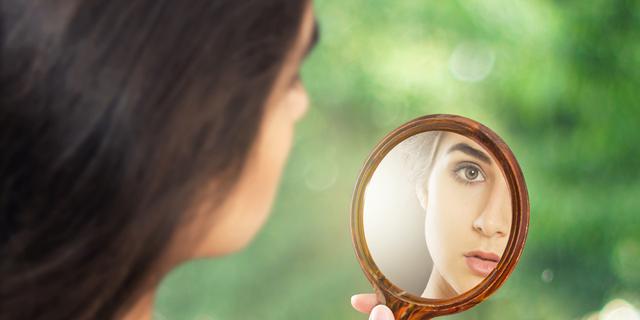 Le test du miroir le test for Maladie du miroir